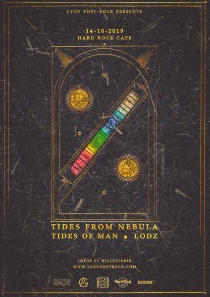 tides from nebula tides of man lodz hard rock café lyon post-rock